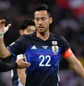 サッカー日本代表歴代キャプテン・吉田麻也