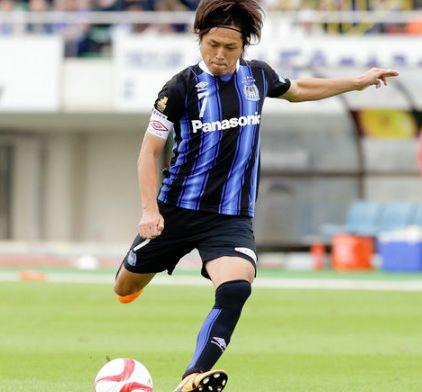 フリーキック名手ランキング日本・遠藤保仁