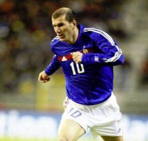 世界最高のサッカー選手・ジネディーヌ・ジダン