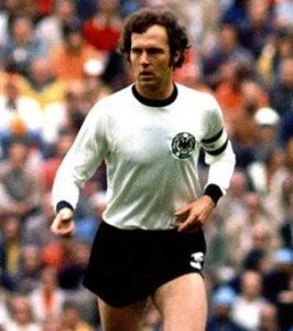 世界最高のサッカー選手・フランツ・ベッケンバウアー