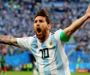 世界最高のサッカー選手・メッシ