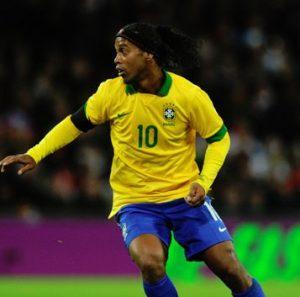 世界最高のサッカー選手・ロナウジーニョ