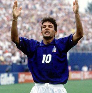 世界最高のサッカー選手・ロベルト・バッジョ