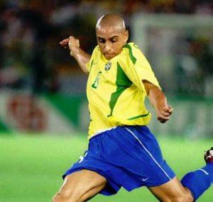 世界最高のサッカー選手・ロベルト・カルロス