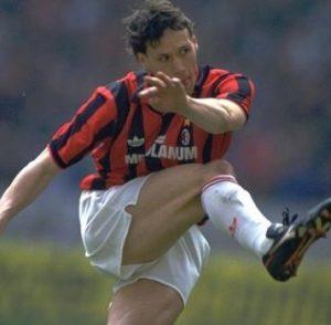 世界最高のサッカー選手・マルコ・ファン・バステン
