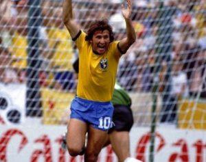 世界最高のサッカー選手・ジーコ