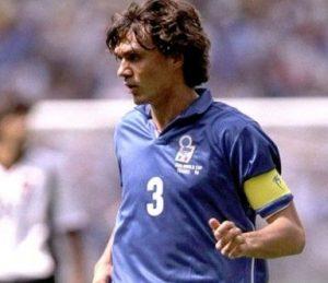世界最高のサッカー選手・パオロ・マルディーニ