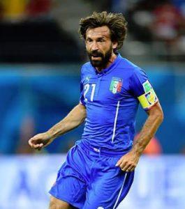 世界最高のサッカー選手・アンドレア・ピルロ