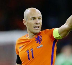 世界最高のサッカー選手・アリエン・ロッベン