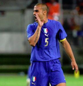 世界最高のサッカー選手・ファビオ・カンナヴァーロ