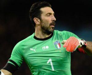 イタリア代表・歴代最強ベストイレブン・フォーメーション・ブッフォン