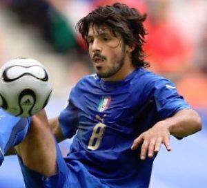 イタリア代表・歴代最強ベストイレブン・フォーメーション・ガットゥーゾ