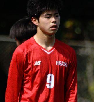 東福岡高校サッカー部のメンバー2018-2019・大森真吾