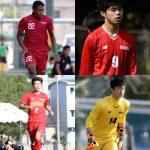 東福岡高校サッカー部のメンバー2018-2019【出身中学と注目選手】