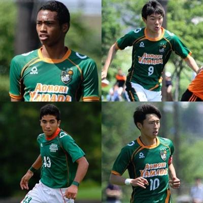 青森山田高校サッカー部のメンバー2018-2019