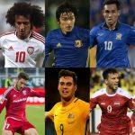 アジアカップ2019の注目選手のまとめ!各国代表の主力を15選!