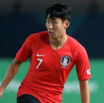 アジアカップ注目選手2019・ソン・フンミン・韓国
