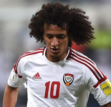 アジアカップ注目選手2019・オマルアブドゥルラフマン・UAE