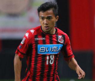 アジアカップ注目選手2019・チャナティップ・タイ