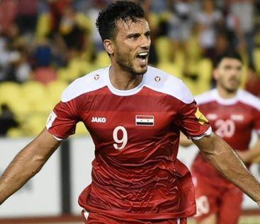 アジアカップ注目選手2019・オマル・アッ=ソーマ・シリア